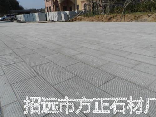 花岗岩珍珠花广场板
